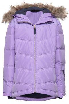 Roland Down Jacket Outerwear Snow/ski Clothing Snow/ski Jacket Lila SKOGSTAD(114156322)