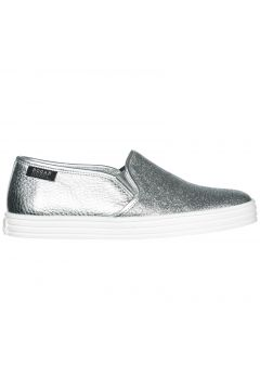 Women's leather slip on sneakers r141(77307679)