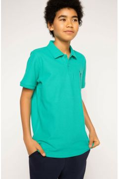 DeFacto Erkek Çocuk Basic Polo T-Shirt(108986181)