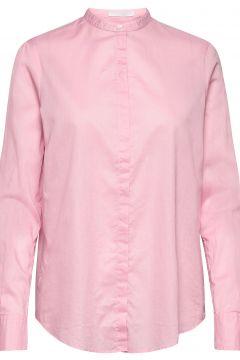 Efelize_17 Langärmliges Hemd Pink BOSS(118237452)
