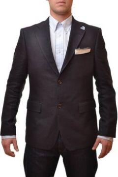 Vestes de costume Mcgregor Blazer bleu marine Silvio Prato pour homme(115387616)
