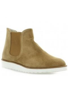 Boots Latina Boots cuir velours(127908961)