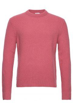 M. Tobias Sweater Strickpullover Rundhals Pink FILIPPA K(114153782)