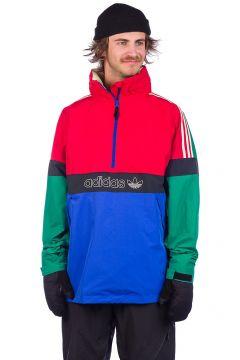 adidas Snowboarding Bb Snowbreaker Anorak bgreen/powred/hirblu(97851340)