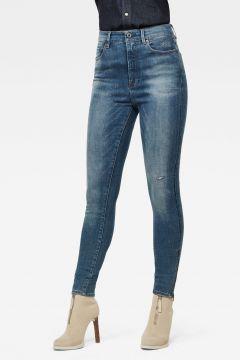 G-Star RAW Women G-Star Shape High Super Skinny Ankle Jeans Medium blue(118600195)