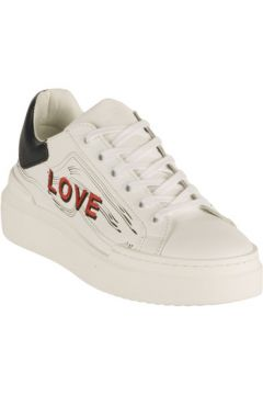 Chaussures Pretty Love Baskets mode femme - - Blanc - 36(115518843)