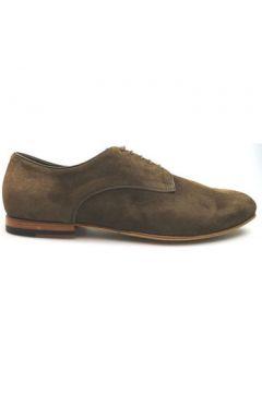 Chaussures Alberto Guardiani élégantes marron daim as793(115394024)