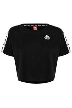 T-shirt Kappa T-shirt court rétro avec bandes APUA(115434098)