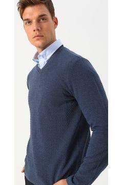 Cotton Bar İndigo Sweatshirt(113986942)