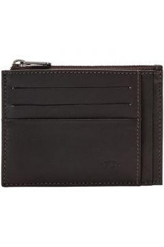 Nuvola Pelle Porte cartes de crédit en cuir Nappa - Brad - Marron foncé(115542093)