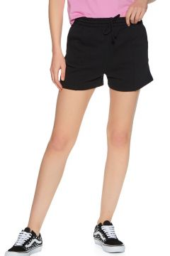 Vans Strait Out Short Damen Shorts - Black(110370570)