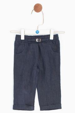 BG Baby Mavi Erkek Bebek Pantolon(114005770)