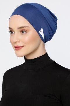 Bonnet De Bain Ecardin Bleu(125449666)