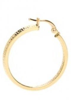 Collection Kadın Gold Halka Formlu Altın Rengi Küpe EU(125182237)