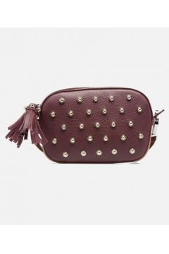 SALE -40 Carven - Mini Reporter Germain Studs - SALE Handtaschen / weinrot(111610083)