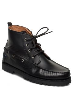 Rough 4-Eye Lth Marstrand KÄNga Shoes Business Loafers Schwarz MARSTRAND(96841878)