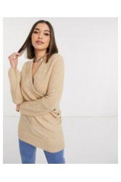 Never Fully Dressed - Harley - Maglione a portafoglio beige(120382318)