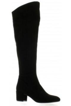 Bottes Fremilu Cuissardes cuir velours(98529910)