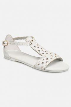SALE -50 Flipflop - maya - SALE Sandalen für Damen / weiß(111581036)