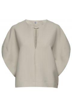 Penicton Blouses Short-sleeved Beige TOTÊME(116269130)