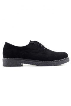Femmina 1802 Kadın Ayakkabı-siyah Nubuk(114218217)