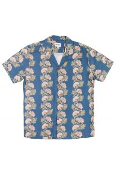 Rhythm Honolulu Shirt blauw(116880781)