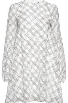 Philippa Dress Kurzes Kleid Weiß RÉSUMÉ(114163766)