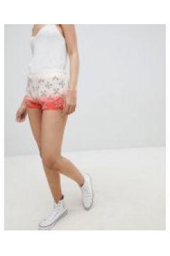 Urban Bliss - Perlenverzierte Shorts - Weiß(86673879)