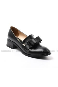 Black - Casual - Shoes - Sapin(110325737)