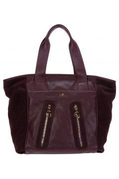 Women's leather shoulder bag(118302558)