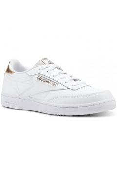 Chaussures enfant Reebok Sport CLUB C / BLANC(115404358)