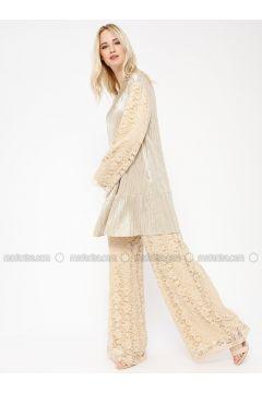 Gold - Pants - Minimal Moda(110331188)