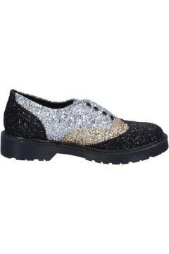 Chaussures 2 Stars élégantes or glitter argent BX379(115442544)