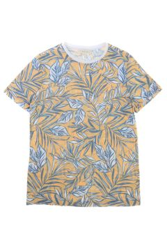 Aeropostale Sarı T-Shirt(113995309)