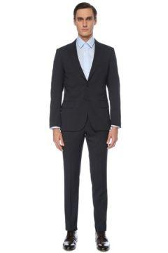Network Erkek Drop 6 Slim Fit Lacivert Takım Elbise 46 EU(123534551)