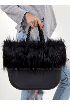 Black - Shoulder Bags - Efem(110340223)