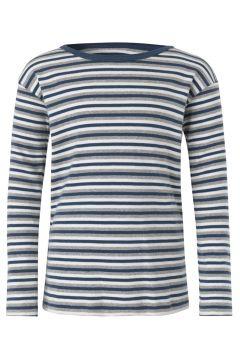 Gestreiftes T-Shirt Tobino(113872576)