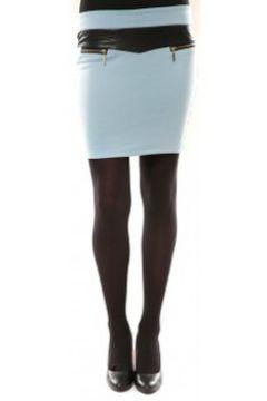 Jupes Nina Rocca Jupe J.X Fashion Bleu(98752130)