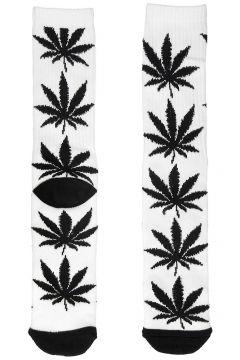 HUF Essentials Plantlife Socks wit(117689371)