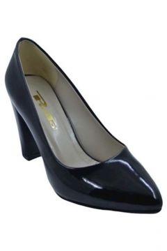 PUNTO 462003 Bayan Topuklu Ayakkabı - - Siyah-rugan - 36(117469975)