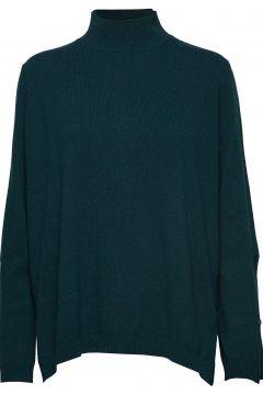 Rio Sweater Rollkragenpullover Poloshirt Grün HOPE(92126492)