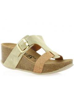 Sandales K. Daques Nu pieds cuir laminé(98528015)