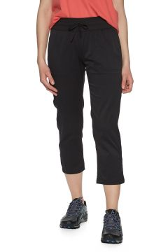 North Face Aphrodite Motion Capri Damen Trainingshose - TNF Black(110369714)