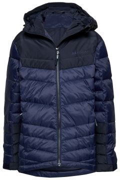 Huruset Down Jacket Gefütterte Jacke Blau SKOGSTAD(114156325)