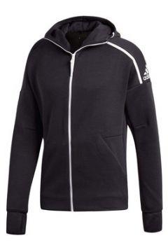 Sweat-shirt adidas M ZNE HD FR FELPA CON CAPPUCCIO ZIP NERA CY9903(115478320)
