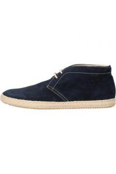 Boots Docksteps bottines bleu daim AG841(115393546)
