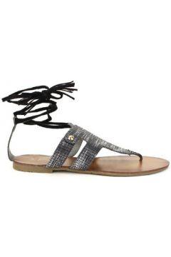 Tongs Cendriyon Tongs Noir Chaussures Femme(88708121)