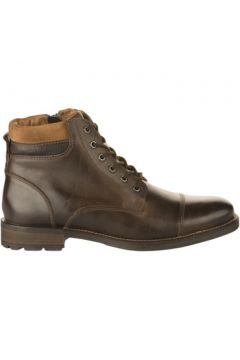Boots First Collective Bottines homme - - Marron - 40(128001628)