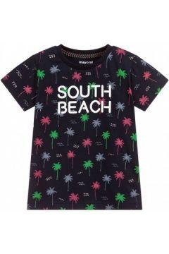 T-shirt enfant Mayoral T-shirt garçon coton imprimé(115467918)