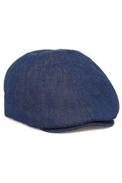 Lardini Erkek Lacivert Dekoratif Dikiş Detaylı Şapka L EU(117771778)